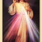 DIVINE MERCY CHAPLET CARD -LARGE PRINT PC#78L