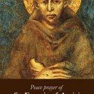 ST FRANCIS PEACE PRAYER CARD #163