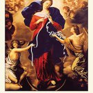 Mary Undoer of Knots Prayer Card SPANISH PC#466