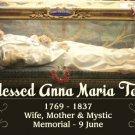 Blessed Anna Maria Taigi Holy Card PC#467