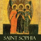 St. Sophia & her 3 Daughters Holy Card PC#459