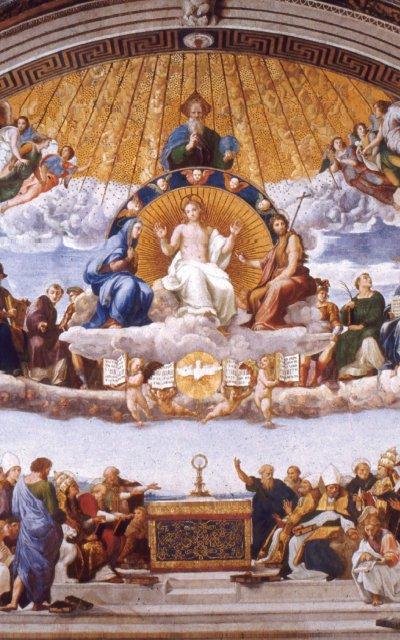Communion of Saints Evangelization Holy Card CEC-1005