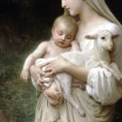Mary, Our Mother Evangelization Holy Card CEC-1006
