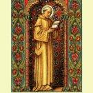St. Bruno Prayer Card PC#486