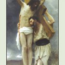 Stations of the Cross Prayer Card PC#491