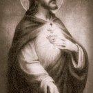Sacred Heart Have Mercy Prayer Card PC#487