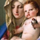 Mater Dei - Marian Dogma Card PC#506