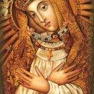 Mary Helper of the Sick Prayer Card PC#513