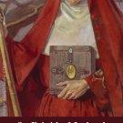St. Brigid of Ireland Holy Card PC#397