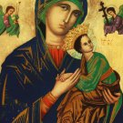 Jubilee Year of Mercy - Mother of Mercy Holy Card #YOM-6
