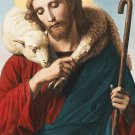 Jubilee Year of Mercy - Good Shepherd Holy Card #YOM-4