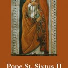 Pope St. Sixtus II Prayer Card