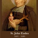 St. John Eudes Prayer Card PC# 575