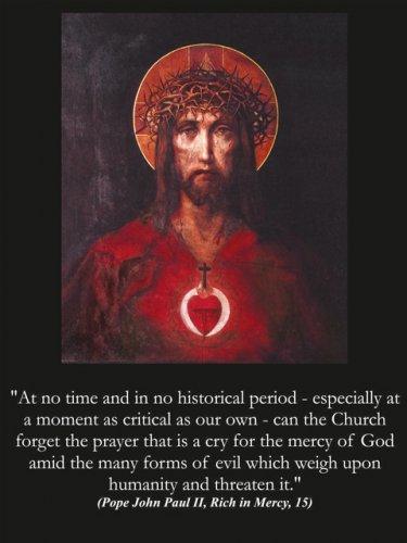 Plea for Peace Holy Card PC# 604