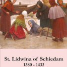 St. Lidwina Prayer Card PC#275