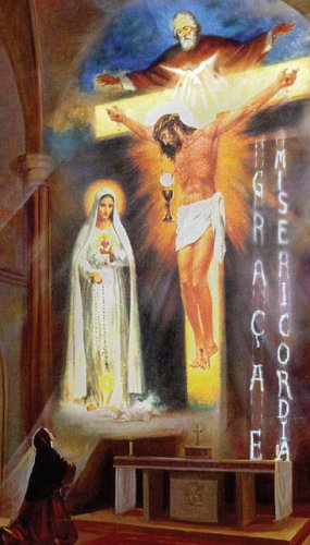 Fatima Reparation Prayer Card PC#588