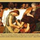 *SPANISH* Works of Mercy Prayer Card PC540