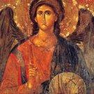 *LARGE* St. Michael the Archangel Prayer Card PC80L