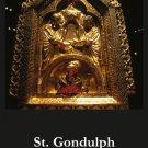 St. Gondulph Prayer Card PC#566