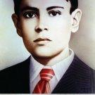 *SPANISH* St. Jose Luis Sanchez del Rio Prayer Card PC#599