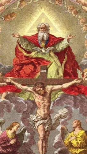Glory Be Prayer Card PC#391