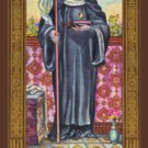 St. Walburga Prayer Card PC#610