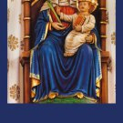 OUR LADY OF WALSINGHAM  Prayer Card PC#613