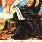 Saint Ephrem of Syria Holy Card PC#611
