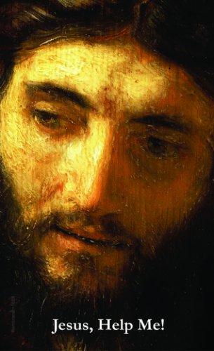 Jesus Help Me Prayer Card PC#373