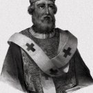 Pope St. Damasus I Prayer Card PC#402