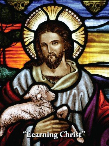 """Learning Christ"" Prayer Card PC#442"