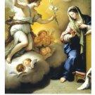 Prayer to St. Gabriel the Archangel Holy Card PC#447