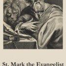 St. Mark Prayer Card PC#464