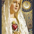 Fatima Centennial Commemorative Collector Series Prayer Card***SPANISH***PC-625