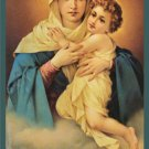 Mother Thrice Admirable Prayer Card PC#629
