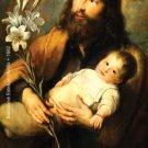 ST JOSEPH NOVENA PRAYER CARD PC#13