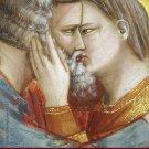 SAINTS ANNE AND JOACHIM PRAYER CARD PC#41