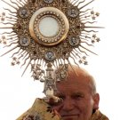 St. John Paul II Eucharistic Prayer Card PC#643