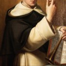 St. Vincent Ferrer Prayer Card PC#647