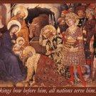 Epiphany Prayer Card PC#651