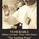 Pope John Paul I Prayer Cards PC#101