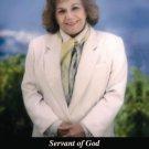 Servant of God Maria Esperanza de Bianchini Prayer Card PC#658
