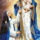 Our Lady of Good Success Prayer Card PC#664