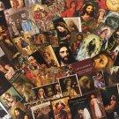 Complete Holy Card Sampler
