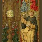 St. Thomas Aquinas Prayer After Holy Communion Card PC#669