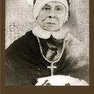 ***LARGE***Servant of God Mother Mary Lange PC#621L