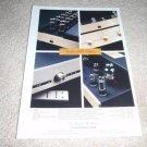 Golden Tube Audio Amplifier Ad,sep 1,se-40,se-100,si-50