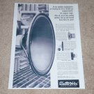 """Electro-Voice 30"""" Woofer Ad, 1966, 30w,T25a,8hd,T350"""