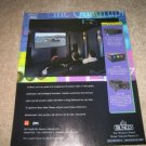 "Runco LCP-550 DTV-852 Ad from 1997 11"" x13"""