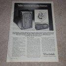 Wharfedale W80 Variflex Speaker Ad, 1969, Article, Info